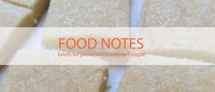 Food Notes
